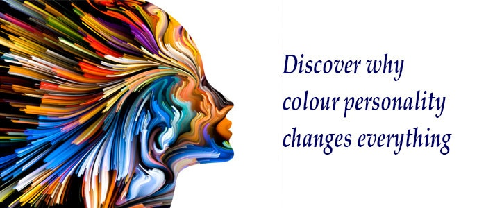Colour personality changes you