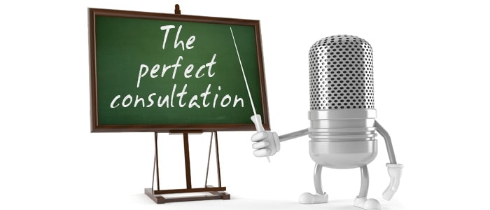 New: The perfect consultation